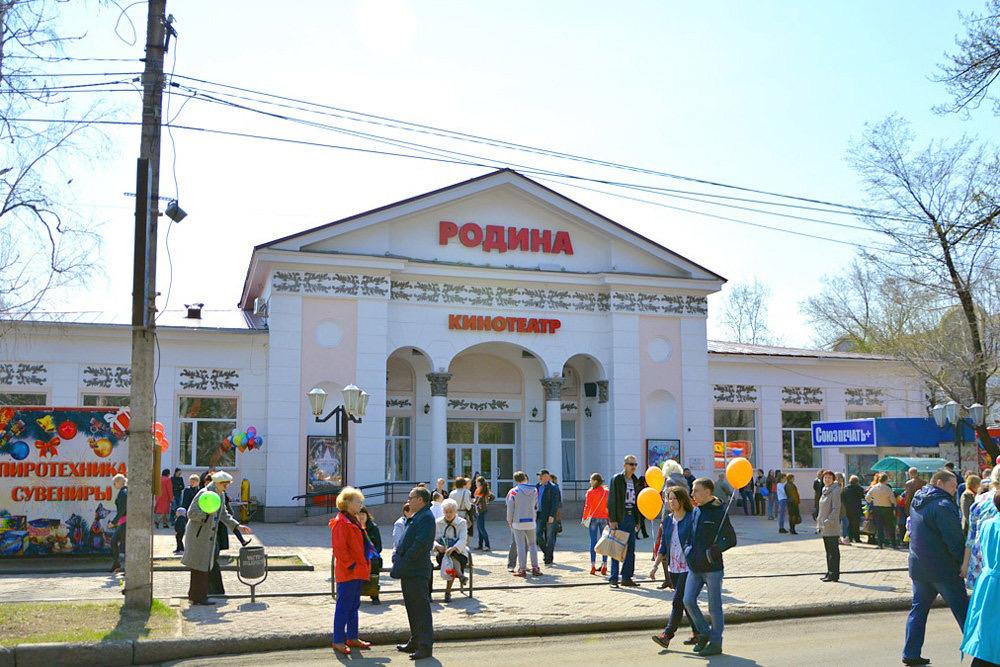 Когда в России откроют кинотеатры?