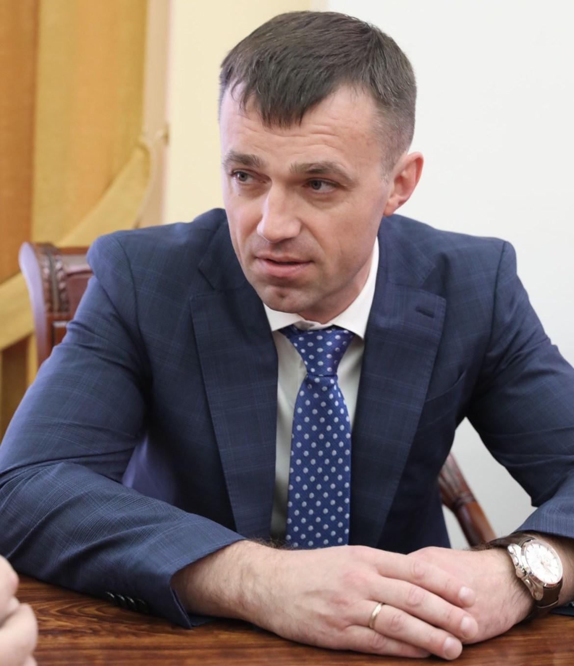 Областное управление ФСБ возглавил полковник Максим Лосев из Приморья