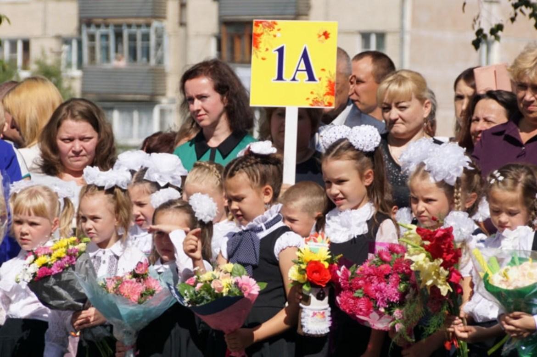 Традиционные линейки пройдут в российских школах 1 сентября
