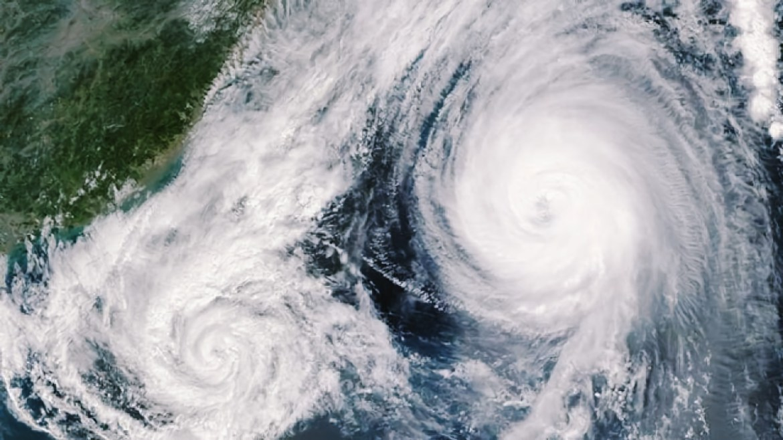 Тайфун «BAVI» к концу недели двинется на ЕАО, но сначала он зальет дождем северные районы КНР⛈