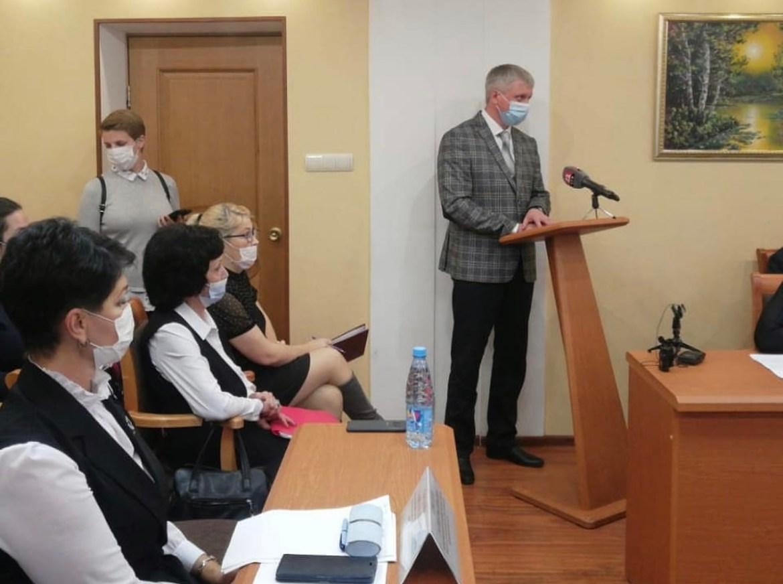 Евгений Рекеда стал главой Облученского района