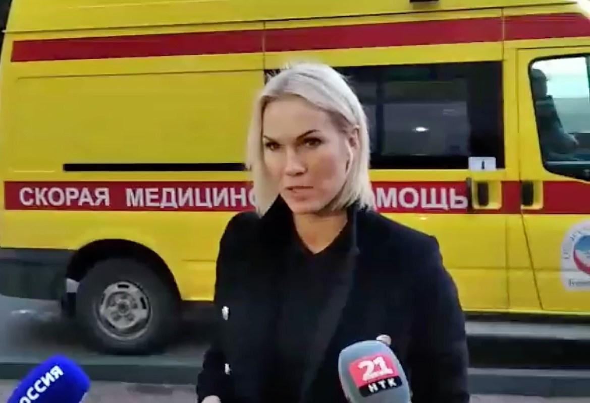 И.о. зампреда правительства ЕАО Елена Никитина поставила прививку от гриппа «Ультрикс квадри» и заявила, что она помогает от ковида, гриппа и пневмонии (ВИДЕО)