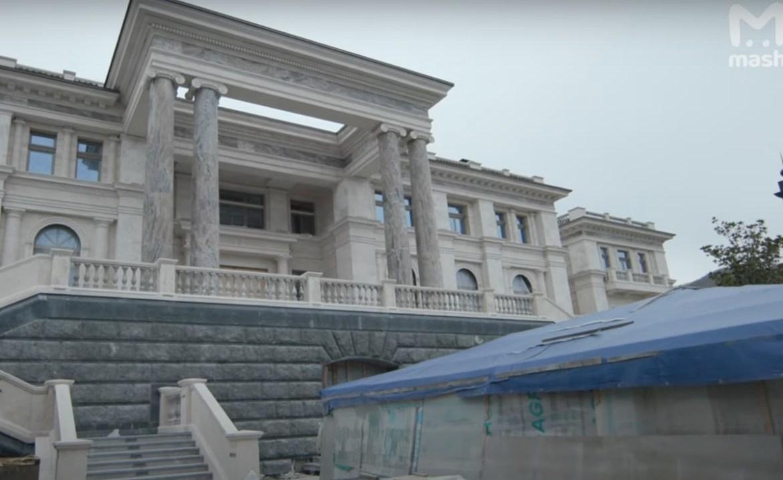 MASH побывал в том самом «дворце» в Геленджике (ВИДЕО)