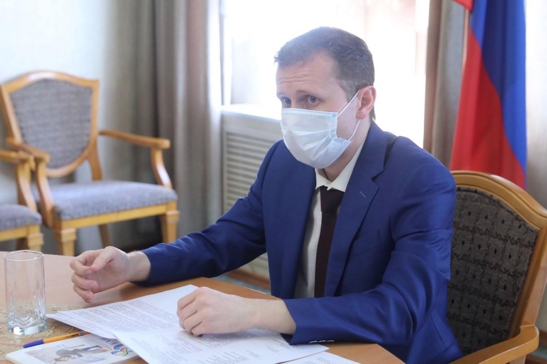 Зампред правительства ЕАО Илья Семёнов рассказал в Instagram о том, что привился от COVID-19