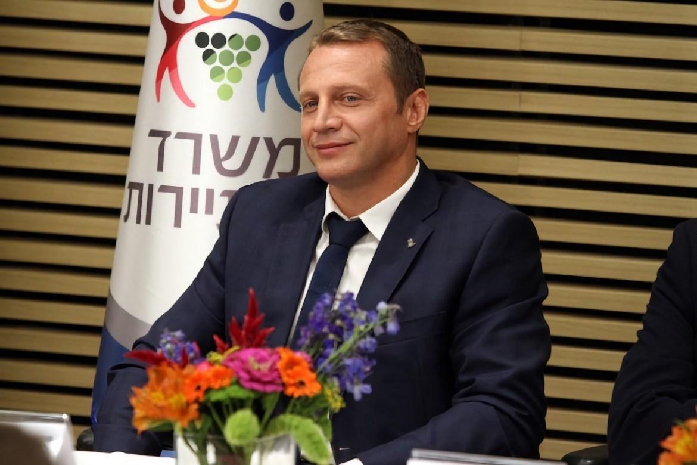 Бывший биробиджанец Йоэль Развозов возглавил министерство туризма Израиля