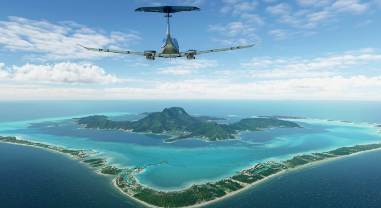 Авиасимулятор Microsoft Flight Simulator в июле 2021 года выходит на консоли Xbox series X|S (ВИДЕО)