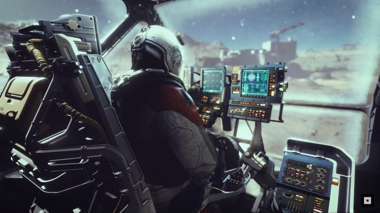 В рамках «E3-2021» Bethesda показала тизер новой игры Starfield (ВИДЕО)
