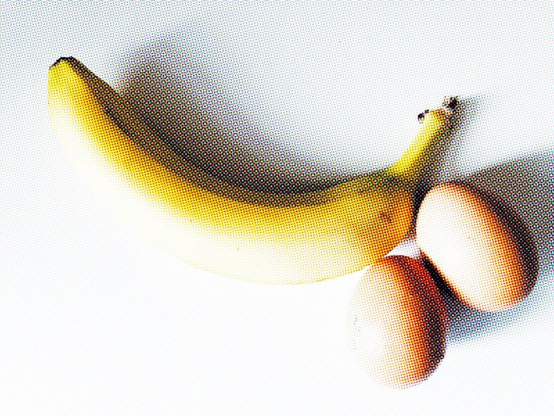 Мыть или не мыть банан и яйца?