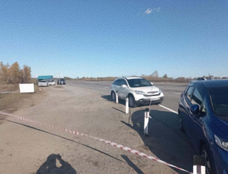 В ЕАО в автомобиле на трассе убили мужчину. Следователи нашли убийцу по записи видеорегистратора