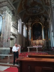 Konzert am Pfingstmontag in der Servitenkirche Innsbruck