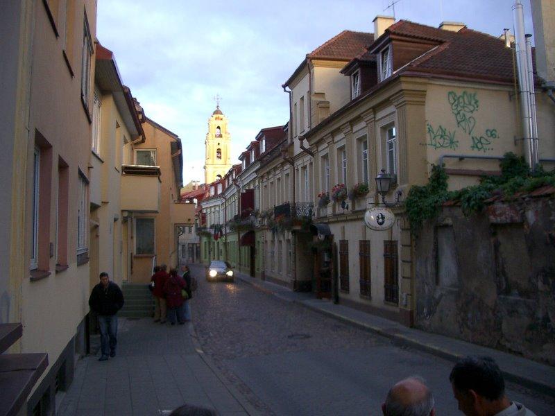 Street scene in Vilna Ghetto 2