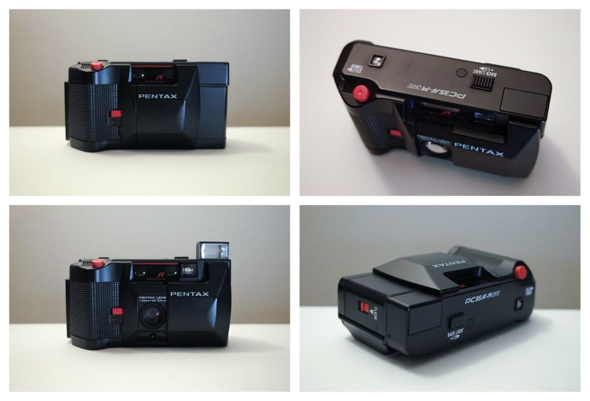 【作例あり】フィルム初挑戦の人にもオススメのコンパクト機【PENTAX PC35AF-M】