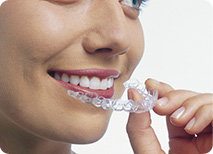 見えない矯正歯科(インビザラインとクリアアライナー)くりた歯科