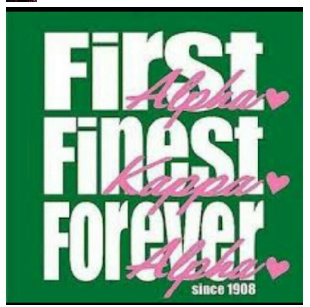 Wordless Wednesday Happy 106th Founders Day Alpha Kappa