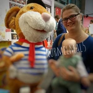 Frankfurter Buchmesse, frankfurterbuchmesse, fbm2017, fbm17, Leo lausemaus