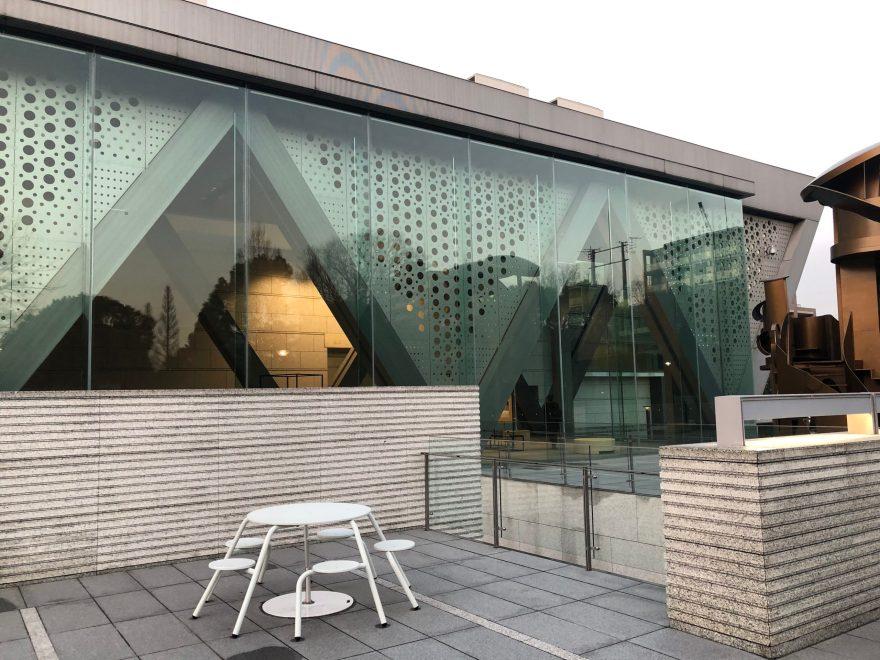 東京都現代美術館