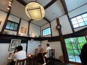 武相荘 カフェ
