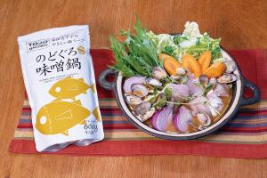東條真千子のやさしい鍋スープ