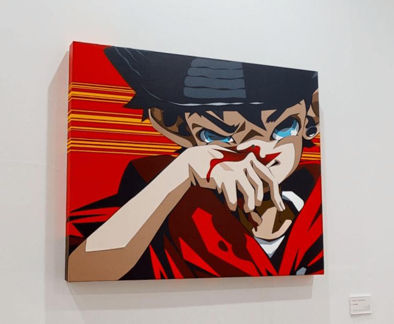 2021アートフェア東京 松浦浩之