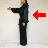 【ストレッチ】寝ながらでもできる横向き、腕・肩のベーシックカンフーストレッチその2