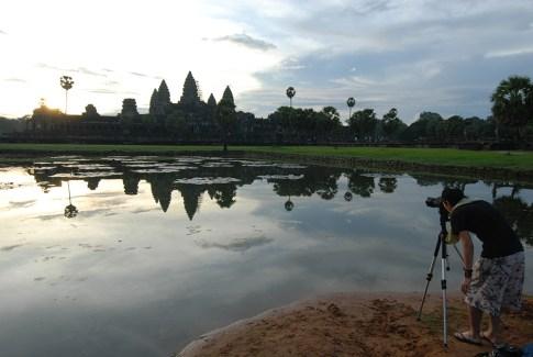 Angkor Wat Sunrise01