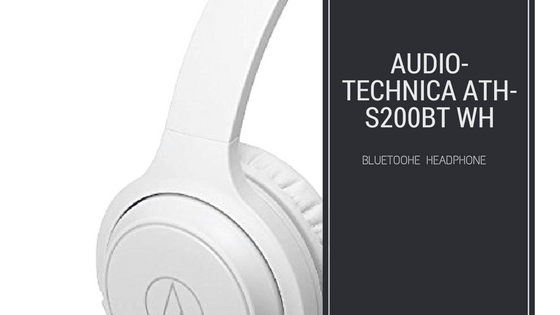 audio-technica ATH-S200BT WH