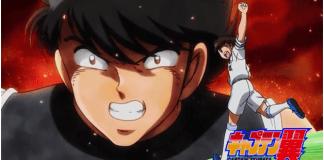 Duel Tsubasa dan Hyuga