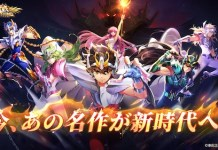 Mobage 3DRPG 'Saint Seiya Raising Cosmo' Buka Close Beta Test, Ikutan Yuk!