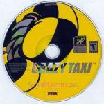 dreamcast crazy taxi disc