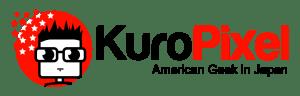 KuroPixel American Geek in Japan