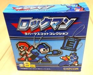 Retro Mega Man Box Toys!