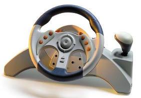 dreamcast steering wheel