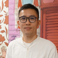 Photo of Kevin Wong, the founder of Slowly Communications and creator of the Slowly app