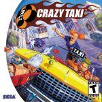 dreamcast crazy taxi cover