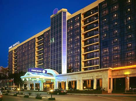 Отель в Сочи «Маринс Парк Отель». Описание, фотографии, цены.