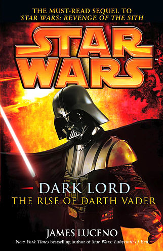 The Rise of Darth Vader omslag
