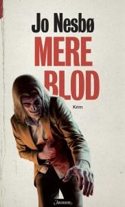 Mere blod omslag