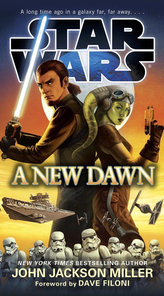 A New Dawn omslag