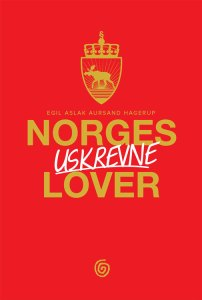 Norges uskrevne lover omslag