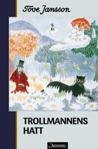Trollmannens hatt omslag