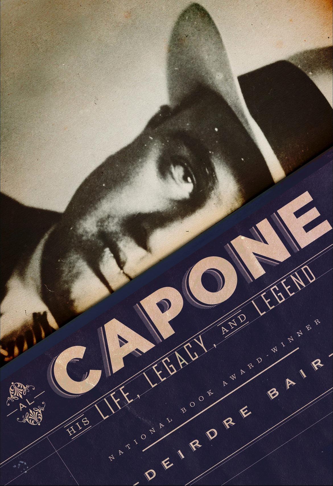 Al Capone omslag
