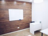 Интерьер центра подготовки к ЕГЭ в Красноярске