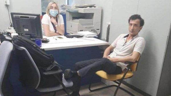 """Полиция опубликовала фото """"киевского террориста"""" и назвала ..."""