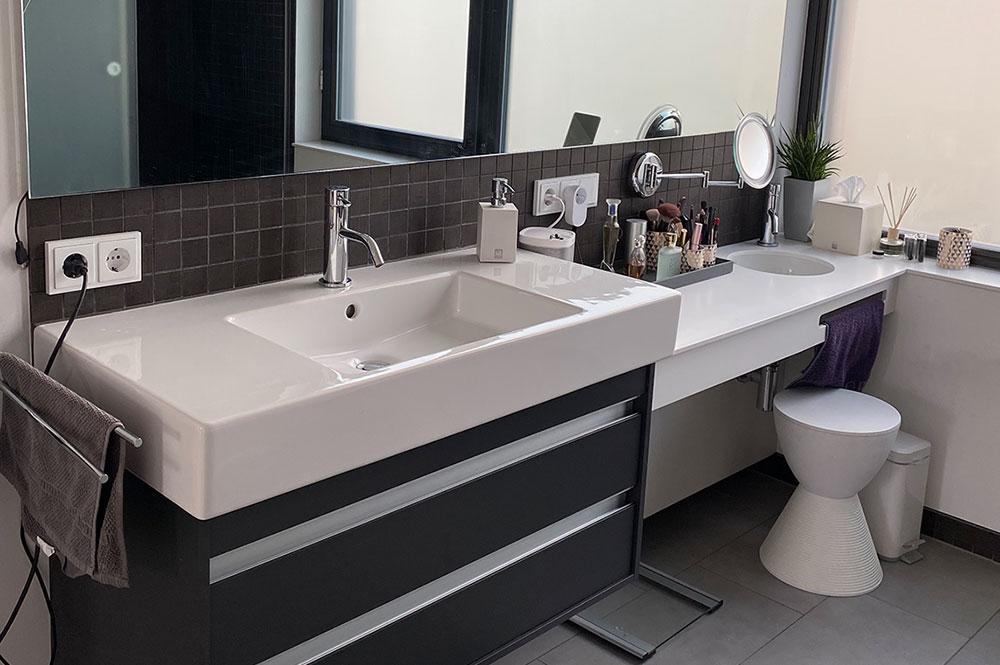 Endlich Ordnung | Badezimmer
