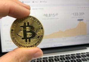 kurs bitcoin w aplikacji