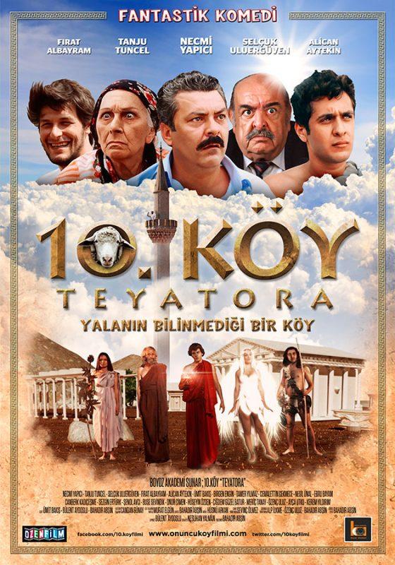 10. Köy Teyatora / Sinema Filmi