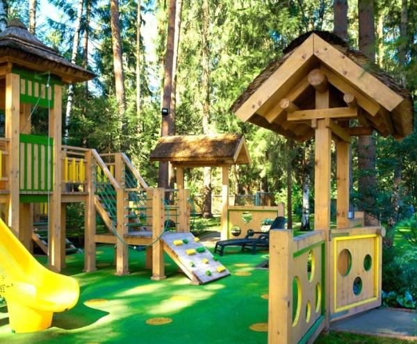 Дизайн участка детского сада: ландшафтное планирование ...