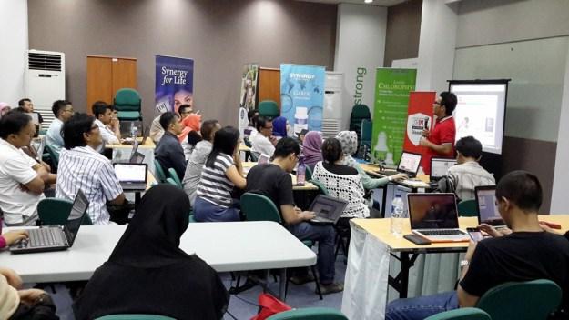 Kelas Bisnis Online SB1M Sudirman Jakarta