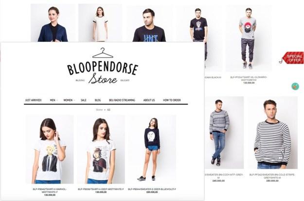 produk dropship sb1m kaos bloop