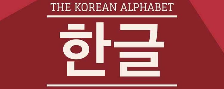 abjad korea a sampai z lengkap
